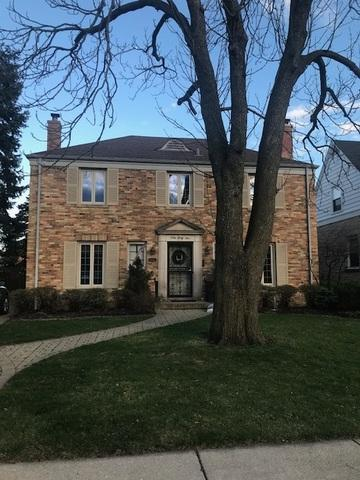 6061 N Forest Glen Avenue, Chicago, IL 60646 (MLS #10342710) :: Domain Realty