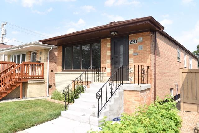 5921 S Mason Avenue, Chicago, IL 60638 (MLS #10342757) :: Domain Realty