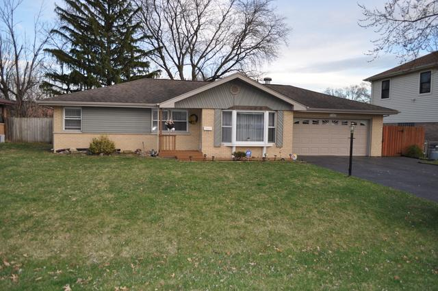 10733 S Plahm Court, Worth, IL 60482 (MLS #10342788) :: Domain Realty