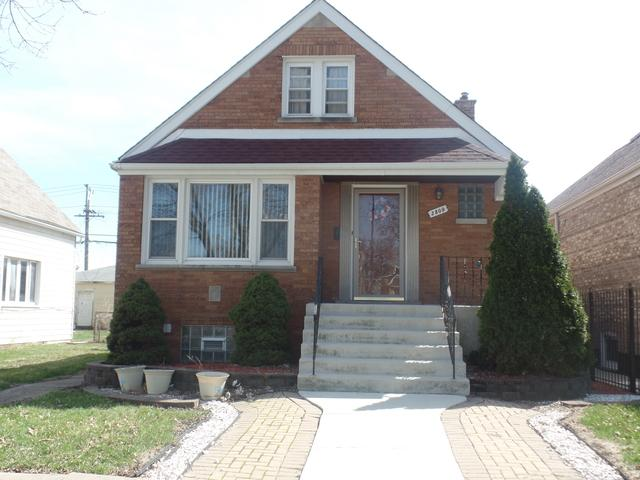 3809 W 55TH Street, Chicago, IL 60632 (MLS #10342978) :: Helen Oliveri Real Estate