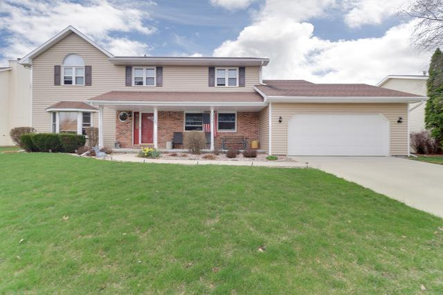 1206 Kenneth Drive, Bloomington, IL 61704 (MLS #10343028) :: BNRealty