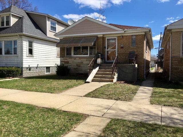 5405 N Meade Avenue, Chicago, IL 60630 (MLS #10343059) :: Domain Realty