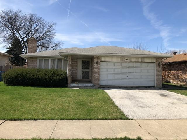 16530 Prince Drive, South Holland, IL 60473 (MLS #10343106) :: Century 21 Affiliated