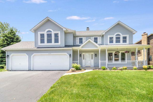 213 Stonemill Lane, Oswego, IL 60543 (MLS #10343176) :: Helen Oliveri Real Estate