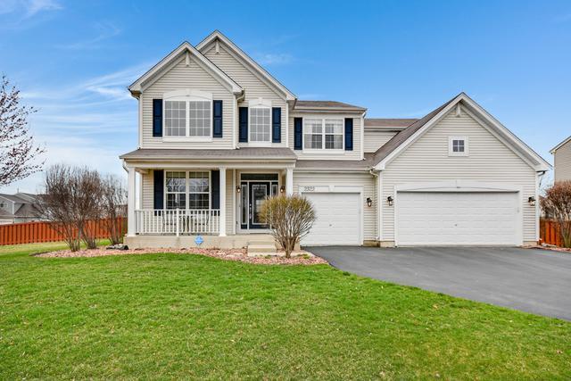 2322 Majestic Prince Lane, Montgomery, IL 60538 (MLS #10343417) :: Domain Realty