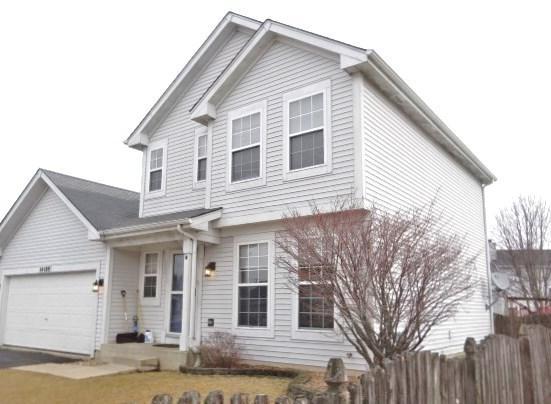 14109 S Mount Pleasant Court, Plainfield, IL 60544 (MLS #10343450) :: Century 21 Affiliated