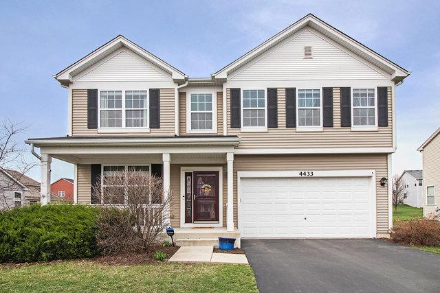 4433 Bickford Avenue, Oswego, IL 60543 (MLS #10343480) :: Century 21 Affiliated