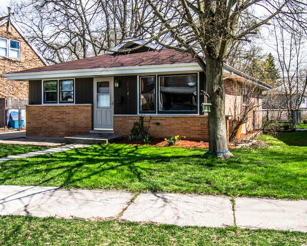 5469 Edison Avenue, Oak Lawn, IL 60453 (MLS #10343683) :: Ryan Dallas Real Estate