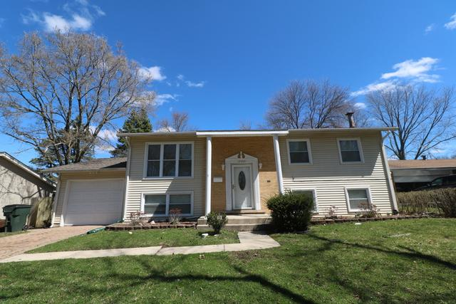 17705 Dogwood Lane, Hazel Crest, IL 60429 (MLS #10343812) :: Helen Oliveri Real Estate