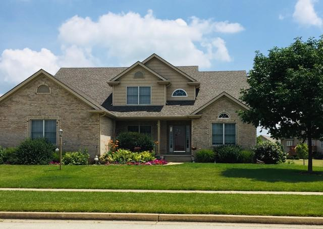 1206 Cozzene Drive, Mahomet, IL 61853 (MLS #10343884) :: Berkshire Hathaway HomeServices Snyder Real Estate