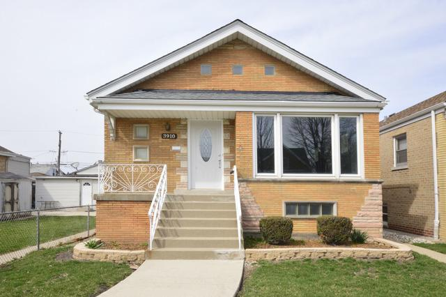 3910 W 65th Place, Chicago, IL 60629 (MLS #10343920) :: Century 21 Affiliated
