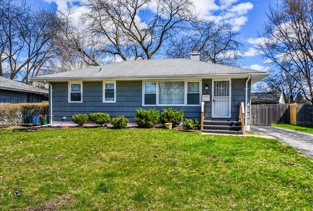 15445 Cherry Street, South Holland, IL 60473 (MLS #10343921) :: Century 21 Affiliated