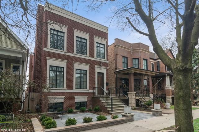 2049 W Waveland Avenue, Chicago, IL 60618 (MLS #10343940) :: Leigh Marcus | @properties