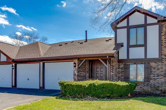 947 N Cross Creek Drive Aa2, Roselle, IL 60172 (MLS #10343954) :: Janet Jurich Realty Group