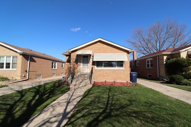 10061 S Albany Avenue, Evergreen Park, IL 60805 (MLS #10344067) :: Leigh Marcus | @properties