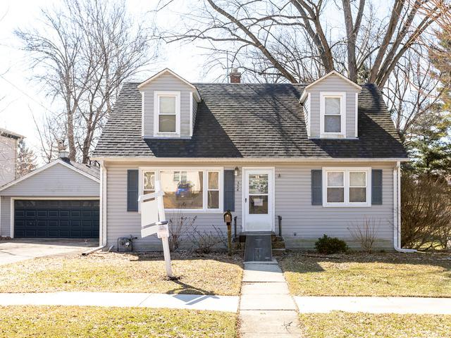 336 E York Avenue, West Chicago, IL 60185 (MLS #10344133) :: Leigh Marcus | @properties