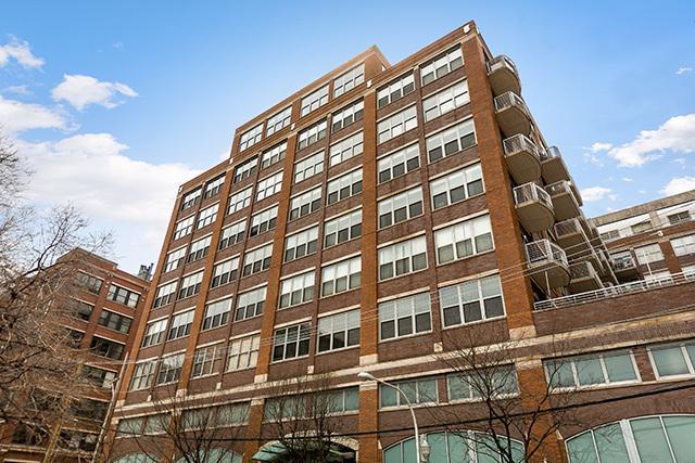 933 W Van Buren Street #422, Chicago, IL 60607 (MLS #10344135) :: Touchstone Group