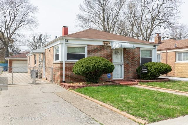 12620 S Throop Street, Calumet Park, IL 60827 (MLS #10344145) :: Domain Realty
