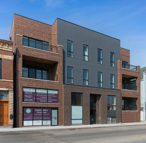 3016 W Belmont Avenue 1NW, Chicago, IL 60618 (MLS #10344171) :: Domain Realty