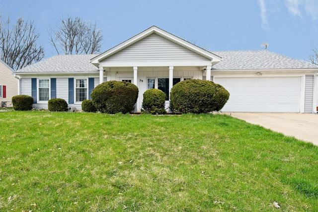 29 Brockway Drive, Oswego, IL 60543 (MLS #10344213) :: Century 21 Affiliated