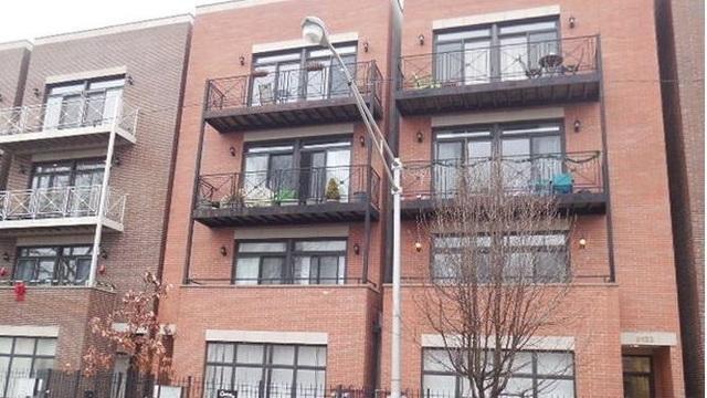 3122 W Walton Street #2, Chicago, IL 60622 (MLS #10344344) :: The Perotti Group   Compass Real Estate