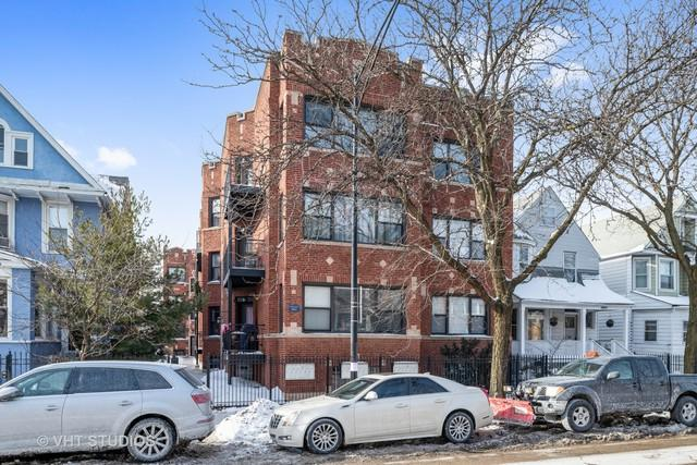 4842 N Ashland Avenue 1W, Chicago, IL 60640 (MLS #10344376) :: Leigh Marcus | @properties