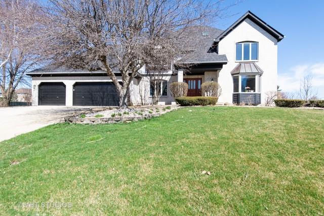 10513 Royal Porthcawl Drive, Naperville, IL 60564 (MLS #10344385) :: Helen Oliveri Real Estate