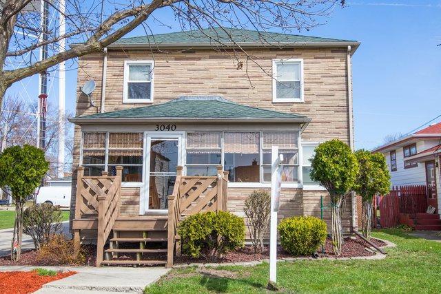 3040 183rd Street, Lansing, IL 60438 (MLS #10344388) :: Helen Oliveri Real Estate