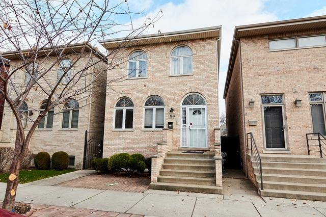3845 S Emerald Avenue, Chicago, IL 60609 (MLS #10344418) :: Domain Realty