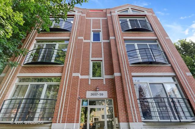 2657 W Thomas Street 2E, Chicago, IL 60622 (MLS #10344463) :: Berkshire Hathaway HomeServices Snyder Real Estate