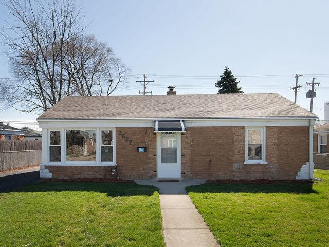 2627 Leona Street, Franklin Park, IL 60131 (MLS #10344466) :: Helen Oliveri Real Estate