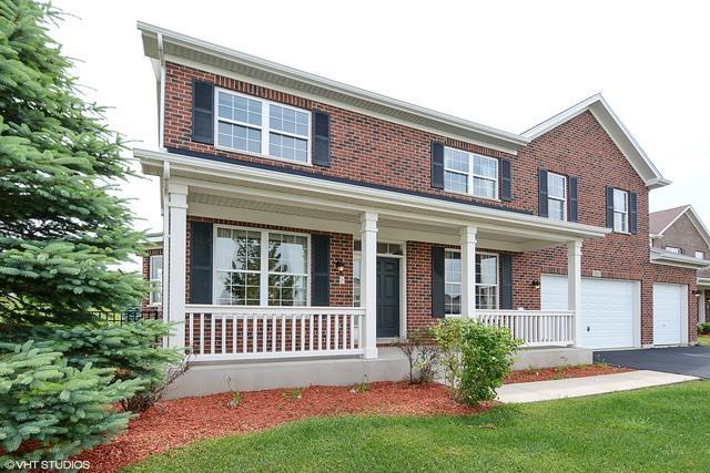 20137 Preston Lane, Lynwood, IL 60411 (MLS #10344467) :: Helen Oliveri Real Estate