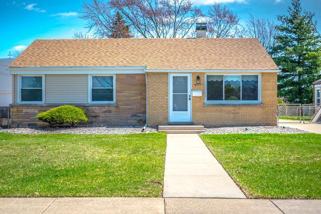 9323 National Avenue, Morton Grove, IL 60053 (MLS #10344470) :: Helen Oliveri Real Estate