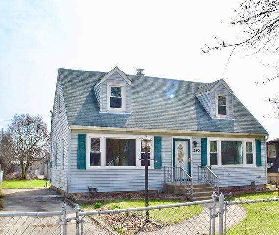 445 S Center Street, Bensenville, IL 60106 (MLS #10344525) :: Domain Realty