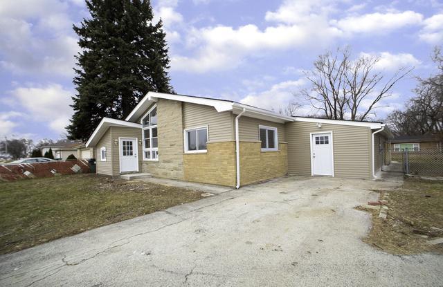 16332 Kedzie Avenue, Markham, IL 60428 (MLS #10344531) :: Helen Oliveri Real Estate