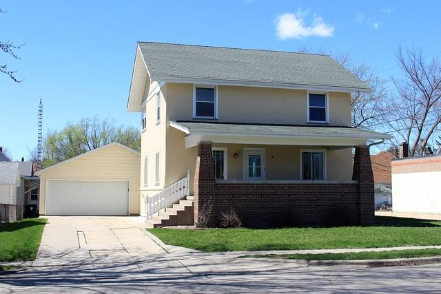 115 S Grant Street, CLINTON, IL 61727 (MLS #10344532) :: Berkshire Hathaway HomeServices Snyder Real Estate