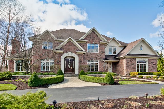 21741 N Tall Oaks Drive, Kildeer, IL 60047 (MLS #10344563) :: Helen Oliveri Real Estate