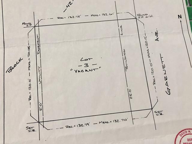 Lot 3 Garnett Avenue, Winthrop Harbor, IL 60096 (MLS #10344568) :: Helen Oliveri Real Estate