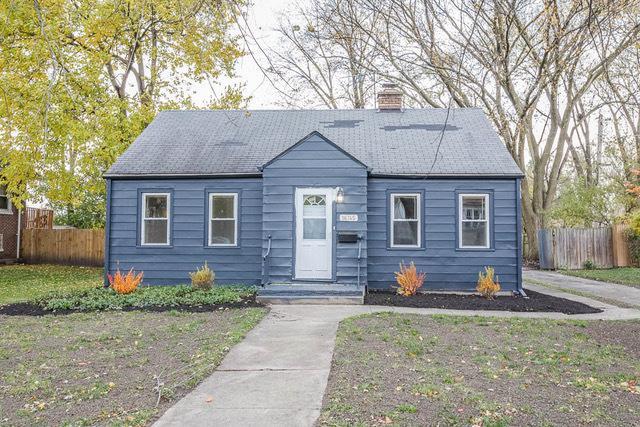 16745 Wood Street, Hazel Crest, IL 60429 (MLS #10344610) :: Helen Oliveri Real Estate