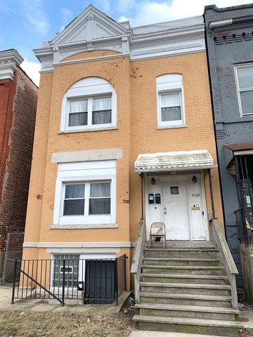 3143 W Monroe Street, Chicago, IL 60612 (MLS #10344837) :: Domain Realty