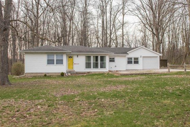 11 Dixie Acres Road, Danville, IL 61832 (MLS #10344951) :: Leigh Marcus | @properties