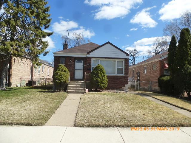 12927 S Parnell Avenue, Chicago, IL 60628 (MLS #10344961) :: Domain Realty