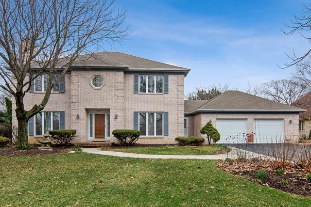 517 Forest Mews Drive, Oak Brook, IL 60523 (MLS #10345033) :: Angela Walker Homes Real Estate Group