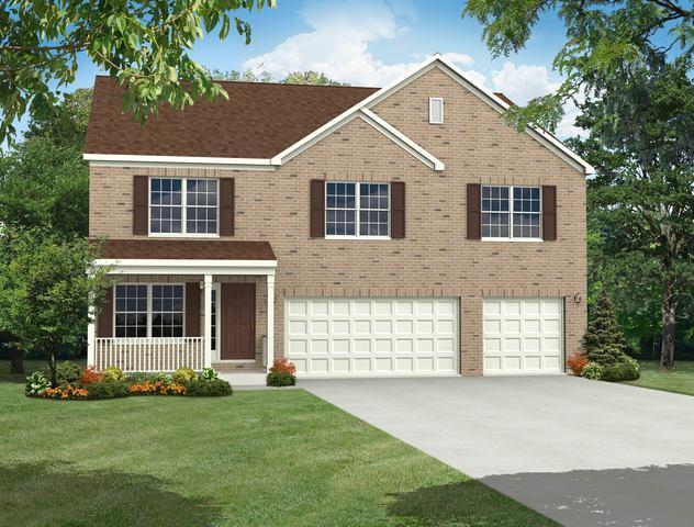20076 Windsor Lane, Lynwood, IL 60411 (MLS #10345070) :: Helen Oliveri Real Estate