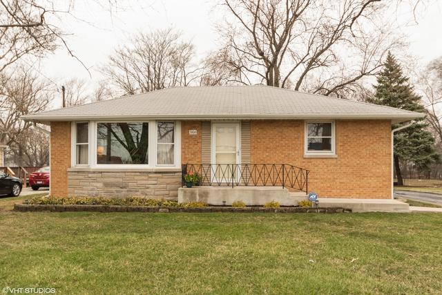 3106 183rd Street, Homewood, IL 60430 (MLS #10345104) :: Century 21 Affiliated
