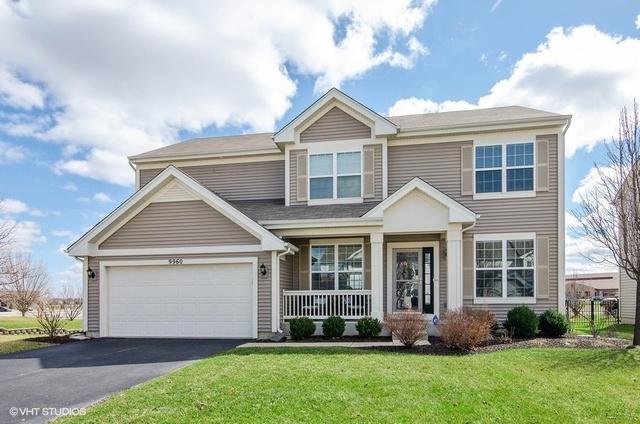 9960 Berkshire Lane, Huntley, IL 60142 (MLS #10345118) :: Leigh Marcus   @properties