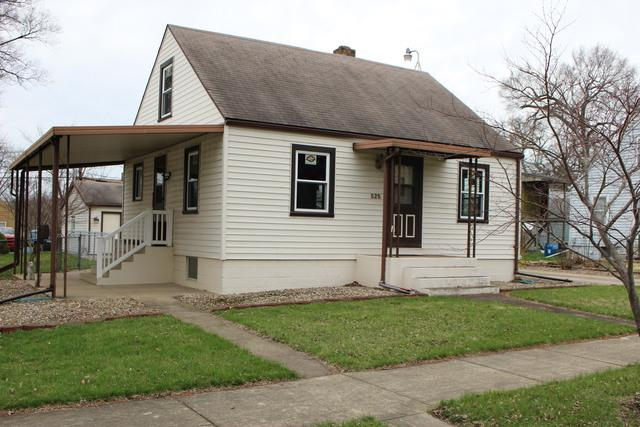 525 N 10th Avenue, Kankakee, IL 60901 (MLS #10345124) :: Domain Realty