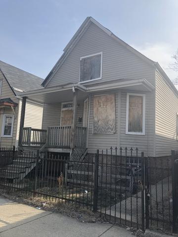5631 S Damen Avenue, Chicago, IL 60636 (MLS #10345239) :: Domain Realty