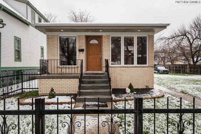 10210 S Parnell Avenue, Chicago, IL 60628 (MLS #10345304) :: Domain Realty