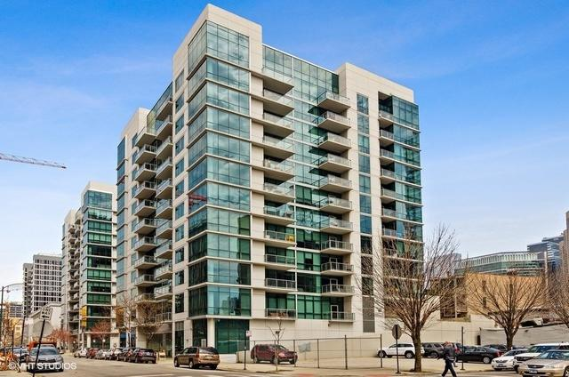 125 S Green Street 308A, Chicago, IL 60607 (MLS #10345322) :: Touchstone Group